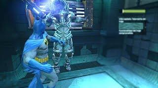BATMAN VS MR. FREEZE - BATMAN RETURN TO ARKHAM CITY Part.9