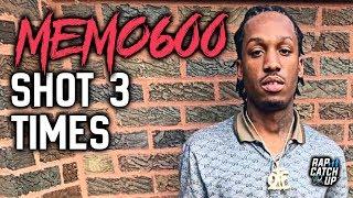 Memo600 Shot 3 Times