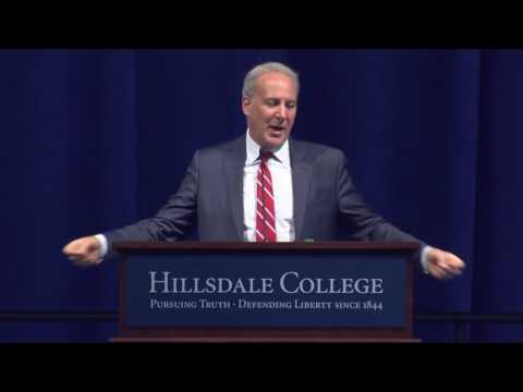 Peter Schiff Lectures on Fed at Hillsdale College 11/10/15