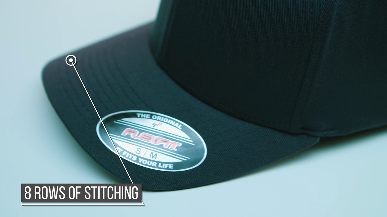 9aabee932f5 6277 Flexfit Wooly Combed Twill Cap Final - YouTube