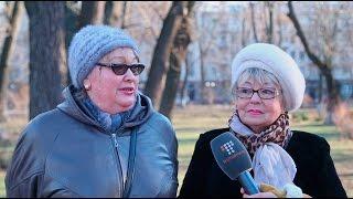 Опрос: отношение киевлян к политике США в Украине