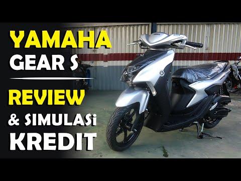 Yamaha Gear S 125 2021 Review & Simulasi Kredit