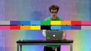 Music Tech Fest 2013: Jake Dubber - Winner, RCA Records hacker challenge