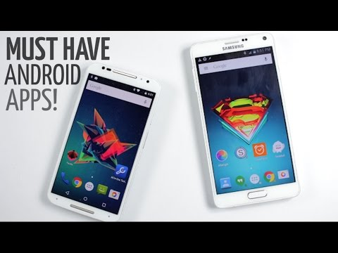 10 Best Must Have Android Apps 2015