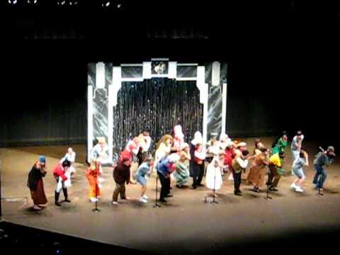 Huntsville High Forbidden Broadway SETC - Finale