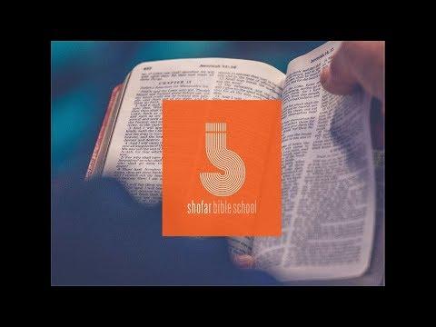 3-year Bible School presented by Shofar Institute