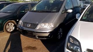 Volkswagen Sharan,цены в Литве,Мариямполе