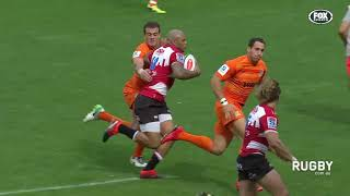 2018 Super Rugby round two: Lions vs Jaguares
