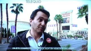 TELEQUID - Le grand pitch du French Village FOCUS #SANTÉ #EDUCATION #SPORT #LOISIR