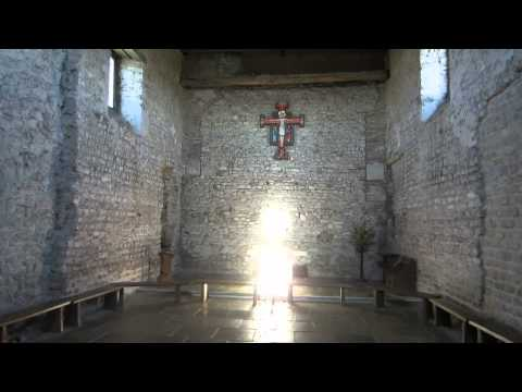 CRHnews - The chapel that St Cedd founded in 764AD