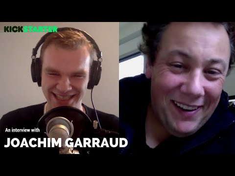 An Interview with Joachim Garraud - Producer Box