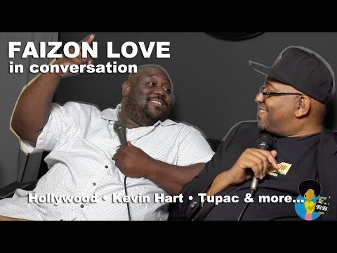 Faizon Love - In Conversation