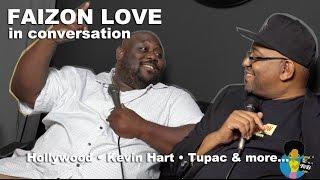 Faizon Love - In Conversation