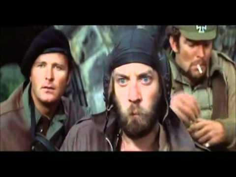 Oddball y Moriarty ''Los Violentos de Kelly'' (Kelly's Heroes)