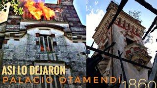 Destruye Histórico Palacio de 160 años ¿ Podrán Salvarlo ? Palacio Otämendi - Bëlgrano