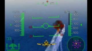 Aero fighter assault Spanky Pacific Ocean 1/2