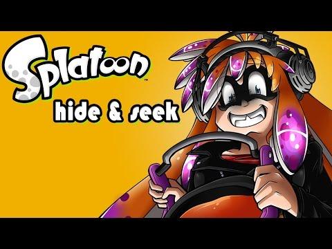 WOOMY RAGE! (Splatoon Hide & Seek)