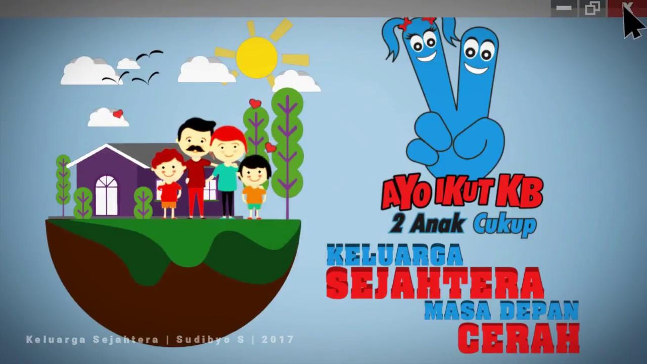 Download 830  Gambar Animasi Keluarga Sejahtera  Free Downloads