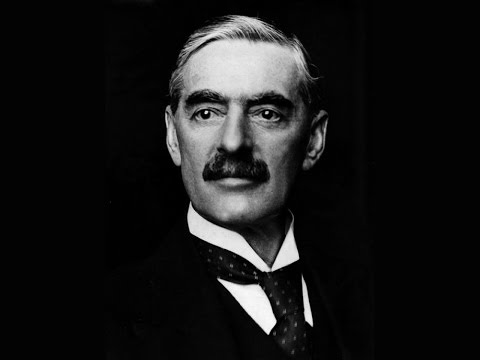 an analysis of the september 1 1939 speech by neville chamberlain to the house of commons