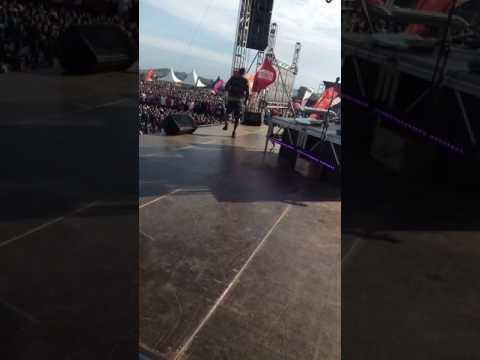 Park u performing live