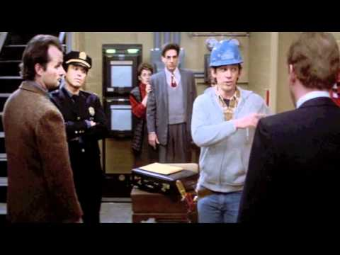 Ghostbusters Containment Unit Shutdown Putts Law in