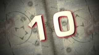 Top 10 Goals in Football Mondays - RSPL 2012-2013 Season