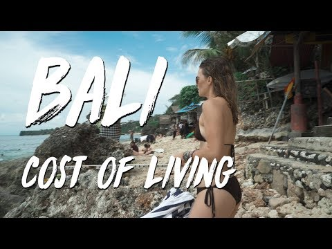 "Bali Indonesia "" Cost of Living """