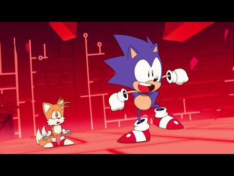 Sonic Mania Adventures (PLUS) Part 1-5 With Voices
