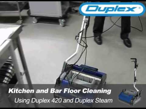 How To Steam Clean Night Club With Duplex Steam Cleaning Solutions