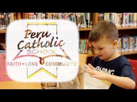 Peru Catholic School PreK Program