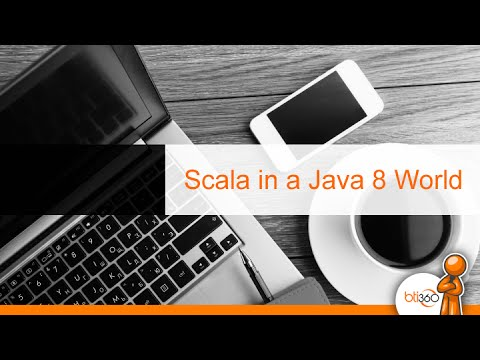 Scala in a Java 8 World