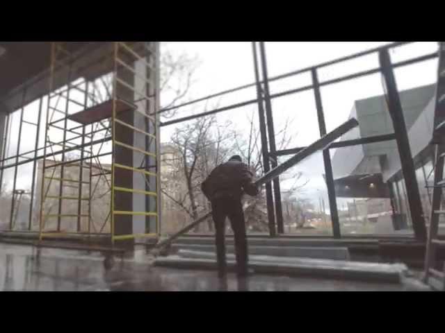 Окна из Митино на Волоколамку, with love.