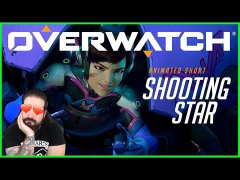 OVERWATCH: SHOOTING STAR | Video REACCION | Mi NUEVO CRUSH | AlphaPlays