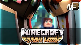 THE TEMPLE OF THE STONE! | Minecraft: Story Mode DEMO - Part 3 [FINAL]