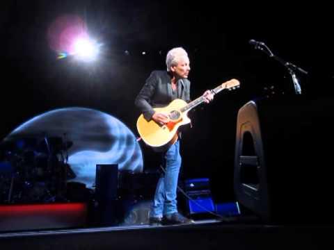 "Fleetwood Mac ""Never Going Back Again"" November 22 2014 Portland Oregon"
