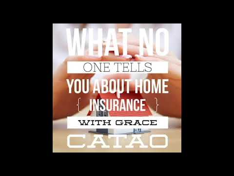 VREP Episode 23 | What No One Tells You About Home Insurance with Grace Catao