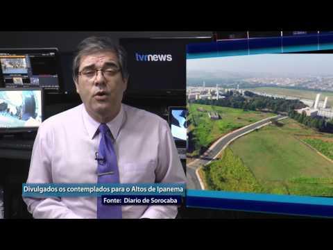 RINGO LOCUTOR * TVR NEWS * CANAL 23 * NET * SOROCABA-SP