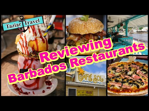 Restaurants in Barbados | Restaurant Reviews from our Trip!