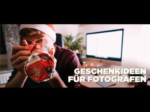 10 GESCHENKIDEEN für Fotografen und Filmmaker!