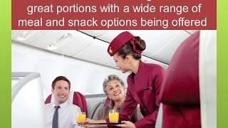 Qatar Airways Best Economy Class Review | Cheap flights for Qatar Tourist Tips