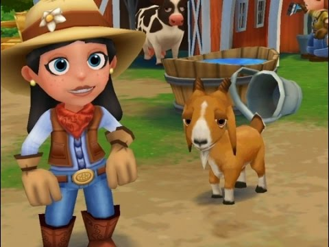 FarmVille: Harvest Swap - Android Gameplay HD