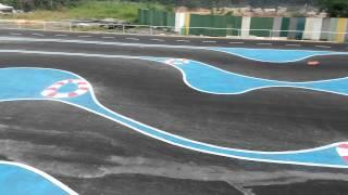 Serpent 977e 6S Running On TRC HK
