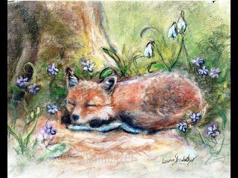 Baby animal painting - photo#21
