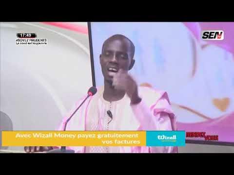 Wadane Ndiaye Rose prend la Relève  et fait son Comback