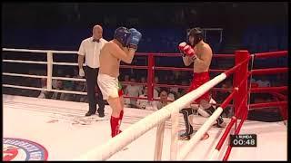 Milos Cvjeticanin v Hristomir Ranchev Serbian Open 2019