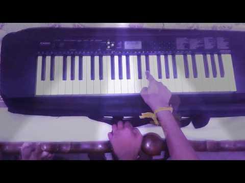 How To Play Daya Kar Dhan Vidya Ka  In Piano