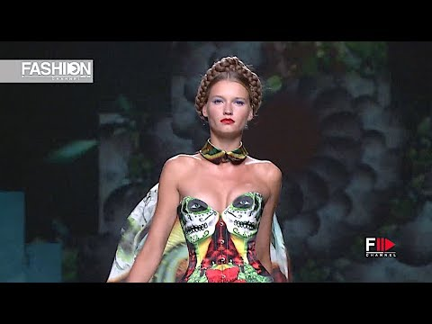 MAYA HANSEN - SCULLY TULUM Spring Summer 2013 Madrid - Fashion Channel