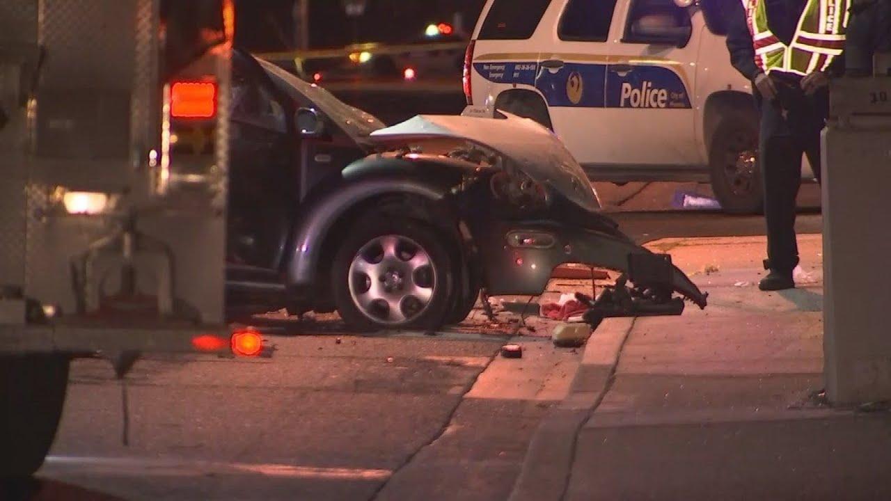 VIDEO: Pregnant woman killed in Phoenix crash