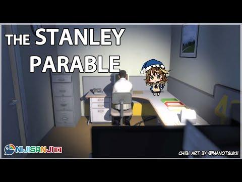 【The Stanley Parable】Explore The Story!【NIJISANJI ID | Amicia Michella】