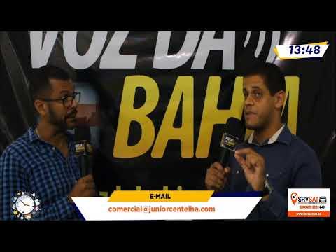 Live: Meio-Dia e Meia com Marcus Augusto, hoje sacadas de Junior Centelha